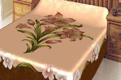 پتو زنبق
